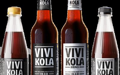 Privilégier le LOCAL : VIVI KOLA est dans nos frigos !